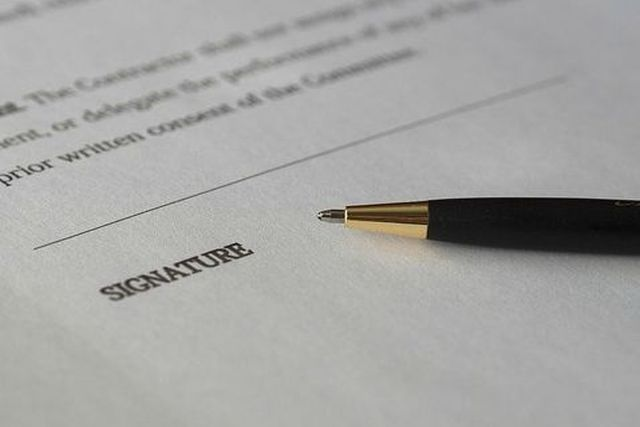 A Few Words On Tenancy Agreements