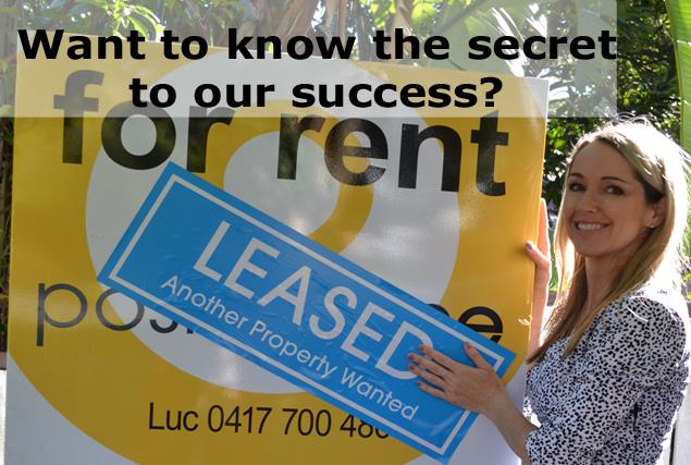 Our 5 Secrets to Property Management Success